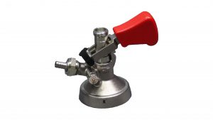 """55KT  Coupler for """"K"""" System Kegs with Lever Handle"""