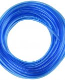 "610TB Transparent Blue Vinyl Tubing - 5/16"" ID"