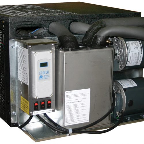 BLC-3/4-2 GlasTender Glycol Chiller with one or Two Pumps