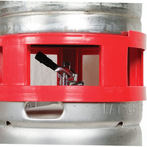 SS1000 Stack Kegs While Accessing the Sankey