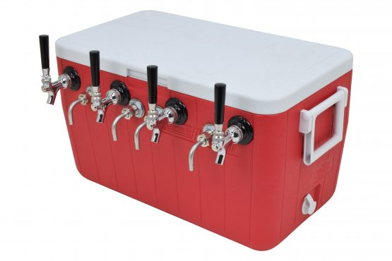 4 product Coil Box - Bartender Style