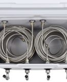 811WQB-20SS Four Product 70qt Marine Extreme Cooler with 120' Coils - All SS Contact